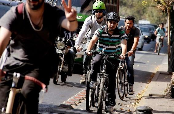 La querida bicicleta:  medio de transporte esencial durante la emergencia