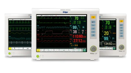 Servicio de Salud O'Higgins adquiere 140 monitores  de alta complejidad para camas UCI