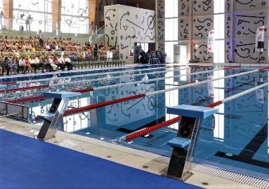 Deportistas valoran y destacan  construcción de piscina temperada en Rancagua