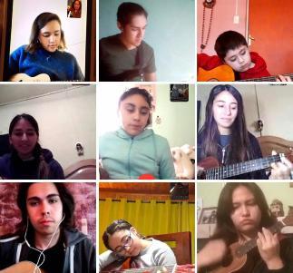 Talleres online: La nueva forma de seguir con la cultura en Coinco