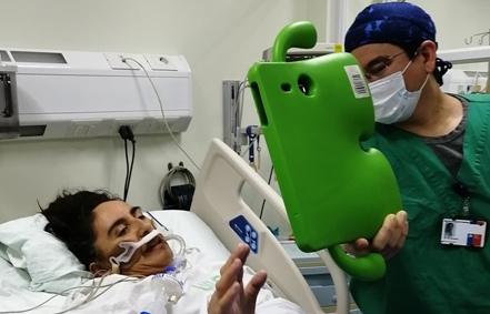 """La """"humanización"""" del paciente para su bienestar y pronta recuperación"""