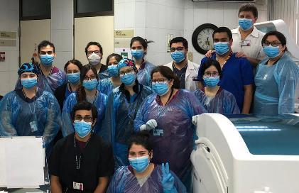 El rol fundamental del Laboratorio del Hospital de Santa Cruz en tiempos de COVID-19