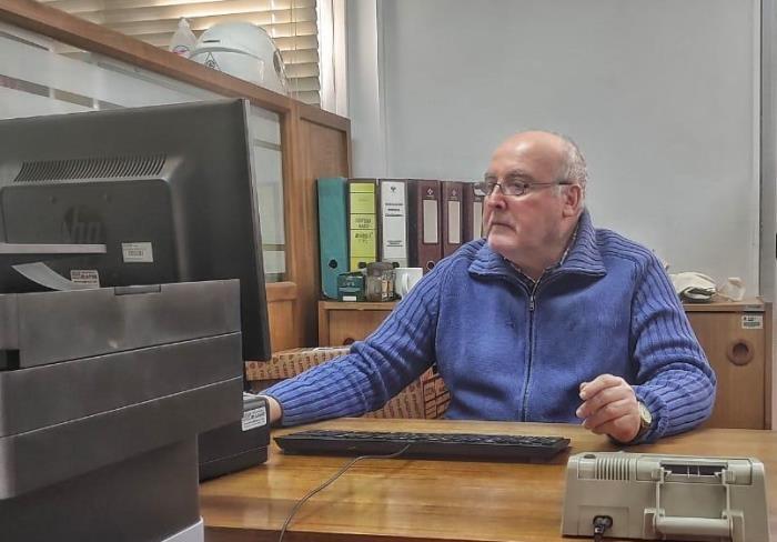 "Don Jaime Valdivia Castro: ""INDAP ha sido todo para mí"""