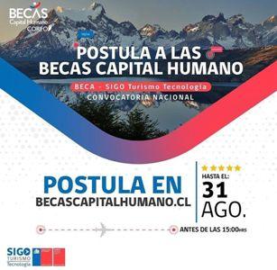 Turismo chileno podrá posicionarse en el mundo digital con nuevo programa SIGO Tecnología
