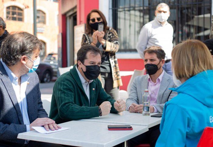 Ministro Palacios detalla Plan que permite y extiende la atención de público presencial en restaurantes y cafés