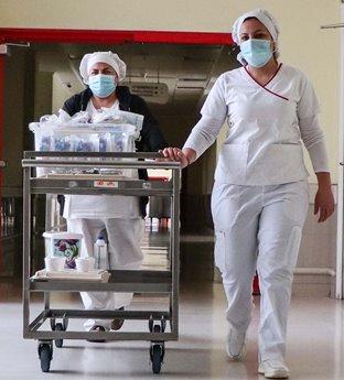 Hospital Regional prohíbe ingreso de alimentos y bebestibles a pacientes