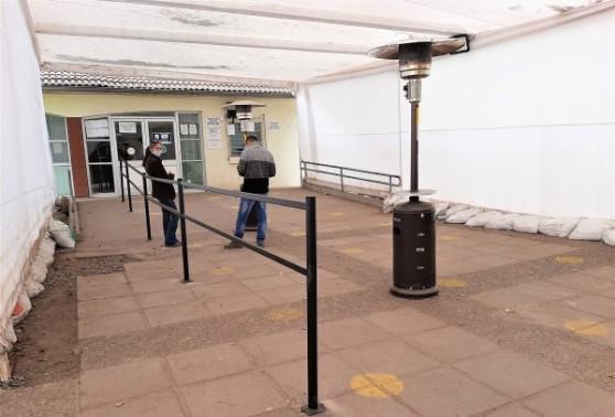 Hospital San Fernando implementa nuevas medidas para ingreso a Consultorio Adosado de Especialidades