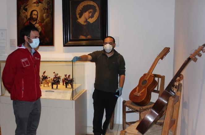 Autoridades dan a conocer Ficha con Recomendaciones Sanitarias para museos y centros culturales de la Región de O'Higgins