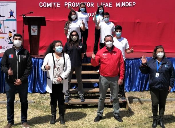 Comuna de Las Cabras finaliza con éxito el  Programa de Promoción de la Actividad Física y Deporte