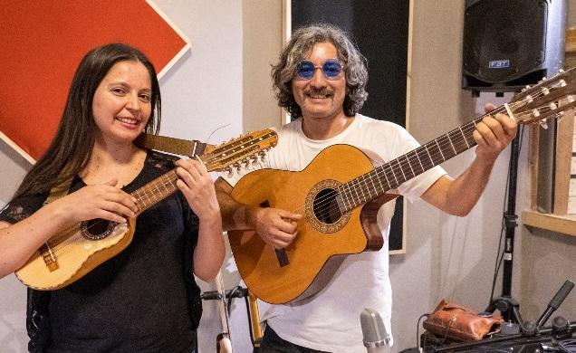 Ecoescuela Artística Kalfumalén graba disco para mediación artística con escuelas de la región de O´Higgins