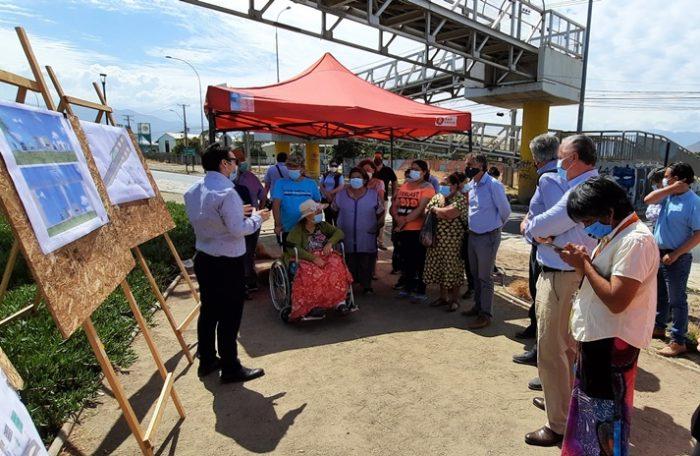 Autoridades dan a conocer proyecto de Interconexión Vial en sector sur-oriente de la capital regional