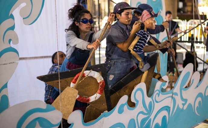 Centro Cultural Oriente transmite gratis obras teatrales a través de Facebook Live del fanpage Rancagua Cultura