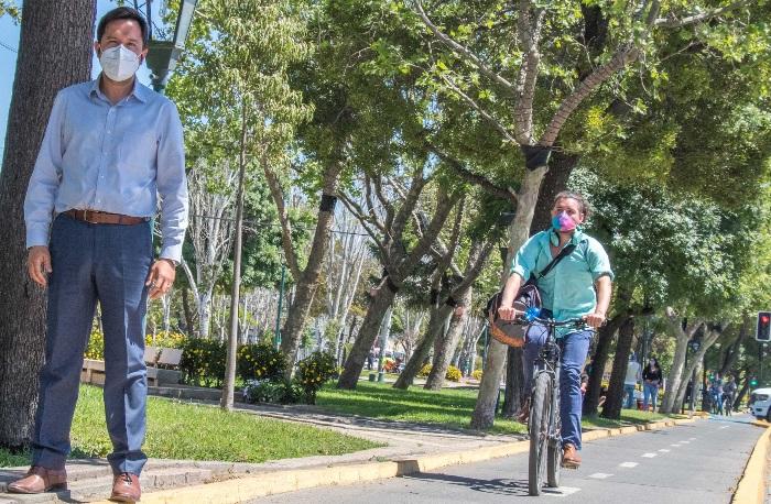 MINVU O'Higgins trabaja en el diseño de dos nuevas redes de ciclovías
