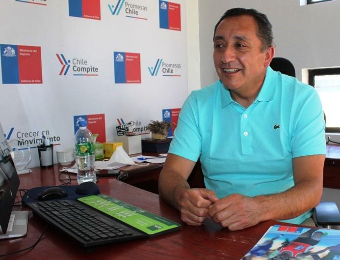 """Deportistas regionales ya pueden postular al  """"Fondo de Alto Rendimiento 2021"""""""