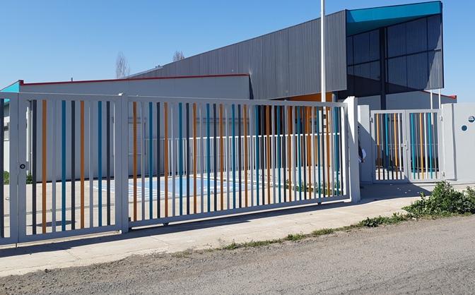 JUNJI O'Higgins prepara recepción de niños en tres nuevos jardines infantiles