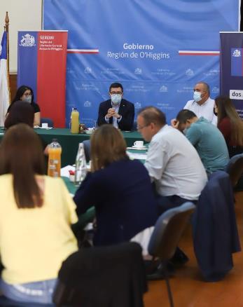 Fondos de Medios reparte más de 108 millones de pesos en la Región de O´Higgins en el presente año