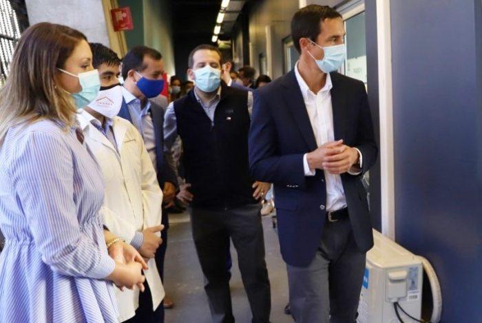 Biministro Juan Carlos Jobet destacó aportes de la industria minera durante los 12 meses de pandemia en Chile