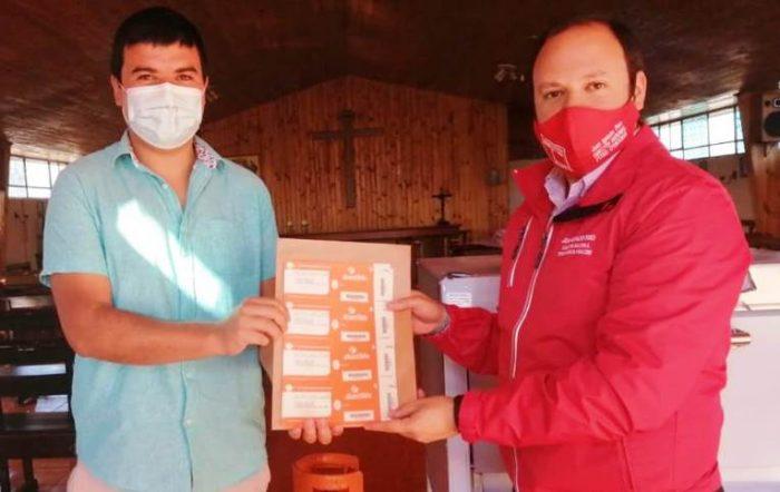 Organizaciones Sociales ayudan a sus comunidades apoyadas por FOSIS