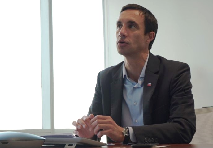 """Biministro Jobet: """"Nuestro compromiso es convertirnos en uno de los países más importantes para la minería verde y sostenible"""""""