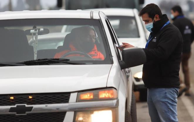 SEREMI de Salud apoyará acciones legales en contra de la persona que agredió a funcionario fiscalizador en Rancagua