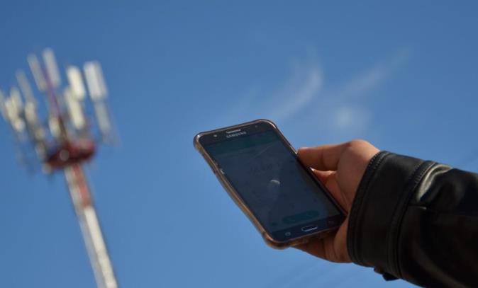 Internet móvil para veintiocho localidades de la región de O'Higgins