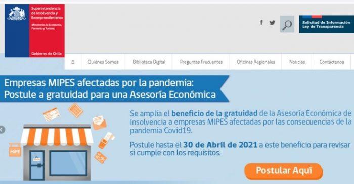 ¿MIPE sobre endeudada? Asesoría Económica de Insolvencia Gratuita (AEIG) en tiempos de COVID-19