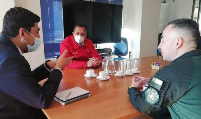 Defensoría y SEREMI de Deporte  elaboran plan de intervención deportiva en cárcel de Rancagua