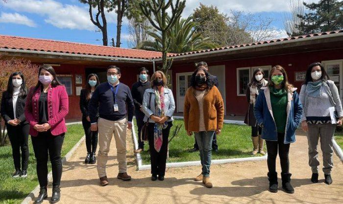 Directora de SernamEG  O'Higgins visita Centro de la Mujer de Santa Cruz en su primer aniversario